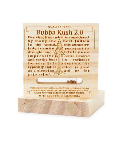 Семена конопли Bubba Kush 2.0 от Humboldt Seeds