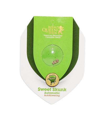 Семена сорта Sweet Skunk Automatic fem (Royal Queen Seeds)
