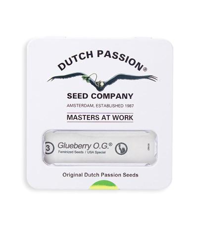 Семена каннабиса Glueberry O.G. в оригинальной упаковке