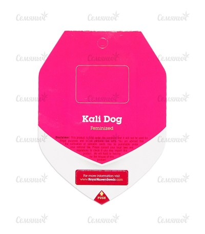 Семена конопли Kali Dog fem (Royal Queen Seeds)
